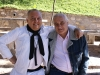 Con Felix Saravia en Salta