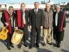 Con Harry y los Altamiranos en Lujan